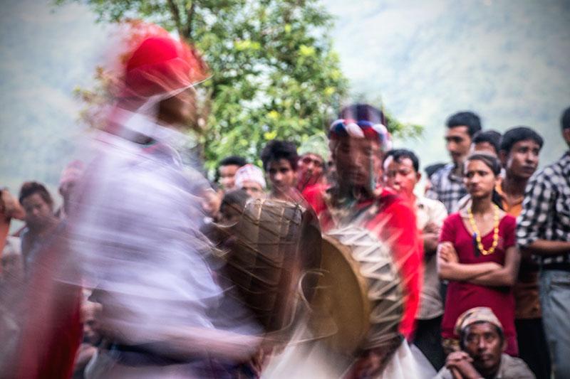 Shamans of Nepal