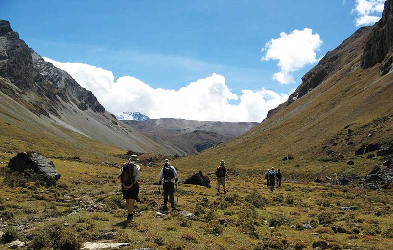 Mountaineering in Bhutan: Protected Peaks