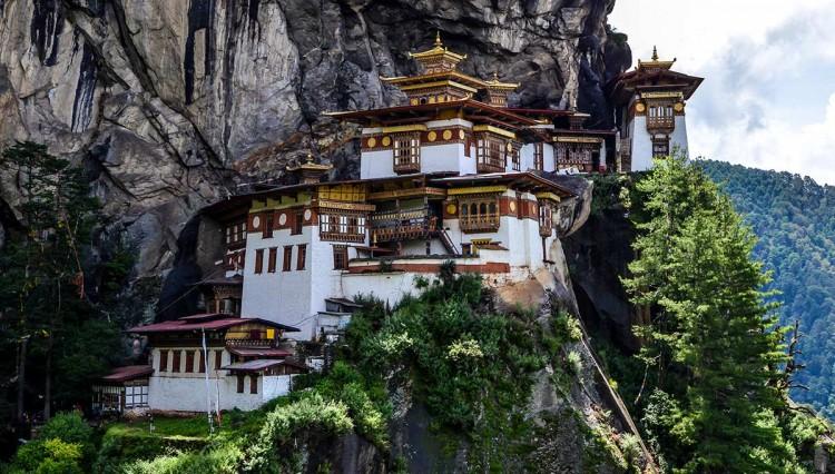 Takstang Monastery.