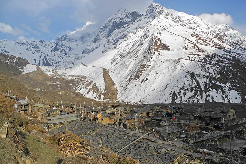 Hidden Valley of Happiness: Travel to the Tsum Valley