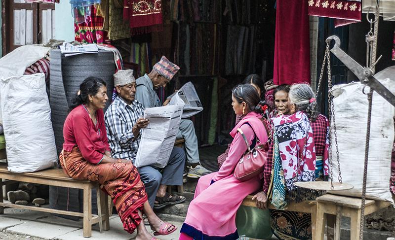Glimpse into Nepali life: Panauti Homestay Project