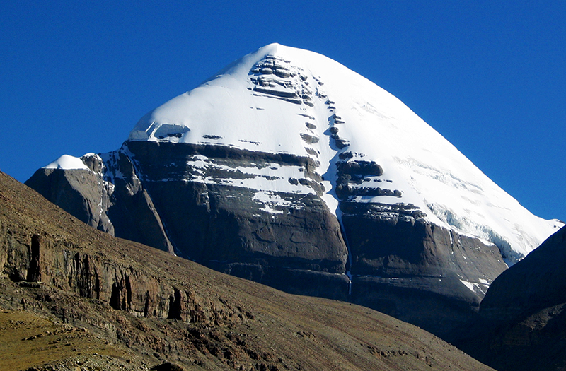 Mount Kailash: Offering to the Sacred Mountain