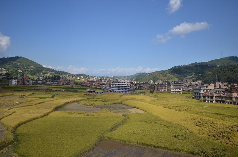 Panauti is a good day hike destination, close to Kathmandu