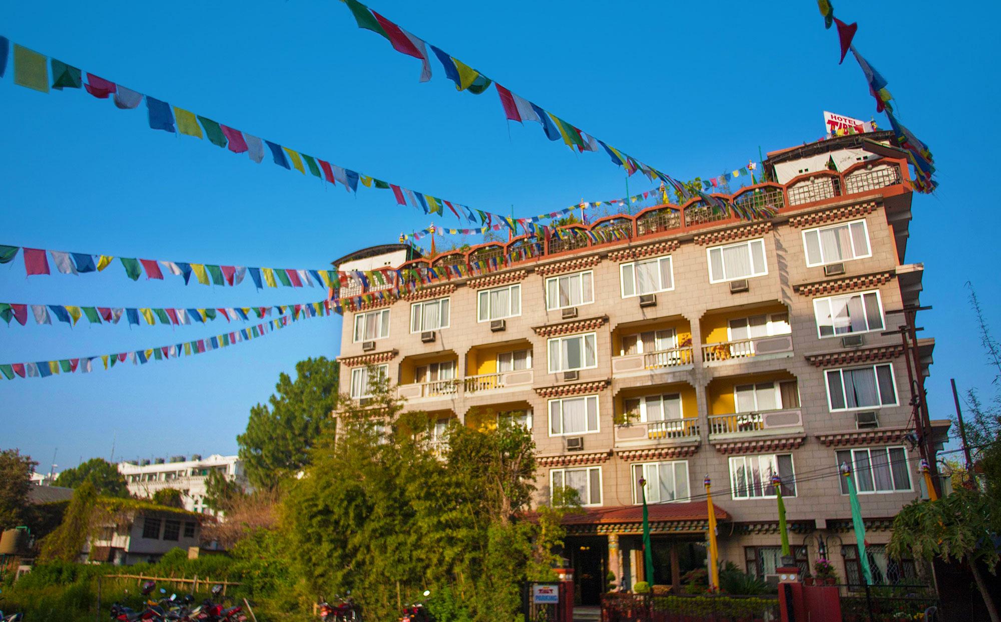 Authentic and unpretentious Hotel Tibet
