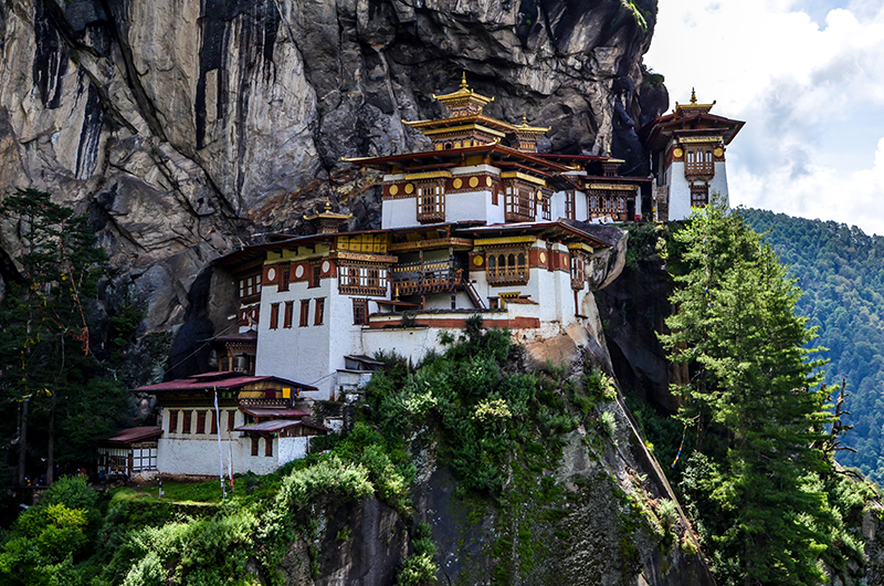 Nature at its Best: Bhutan