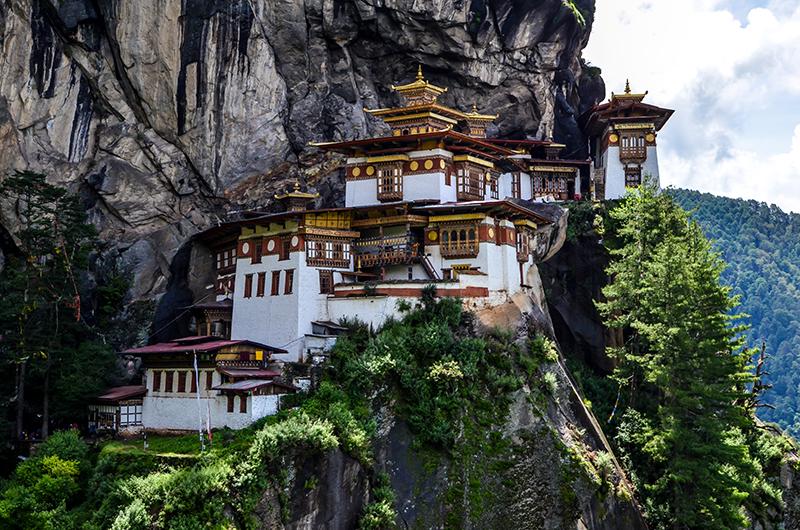 Nature at its Best: Bhutan