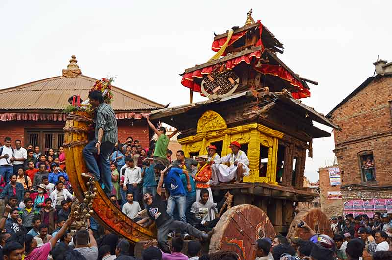 Bhaktapur: City of Festivals