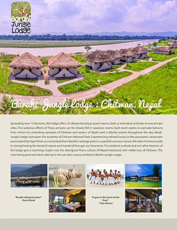 Barahi Jungle Resort