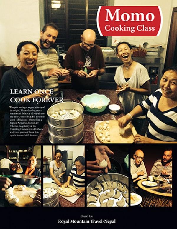 MoMo Cooking Class