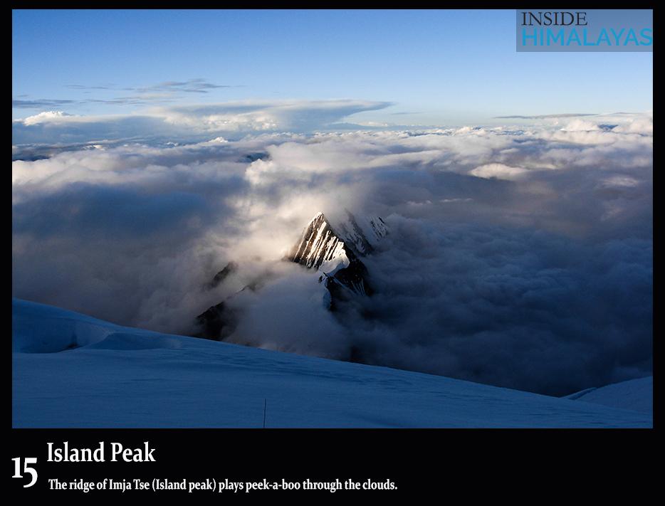 15 Island Peak