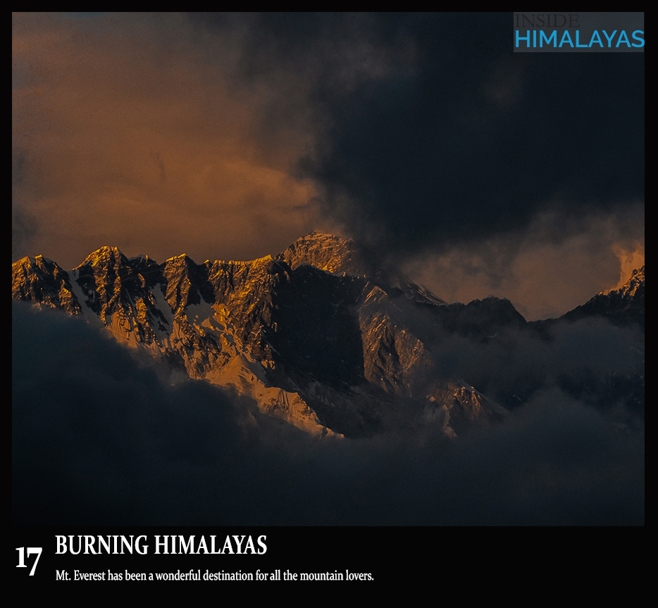 17 BURNING HIMALAYAS