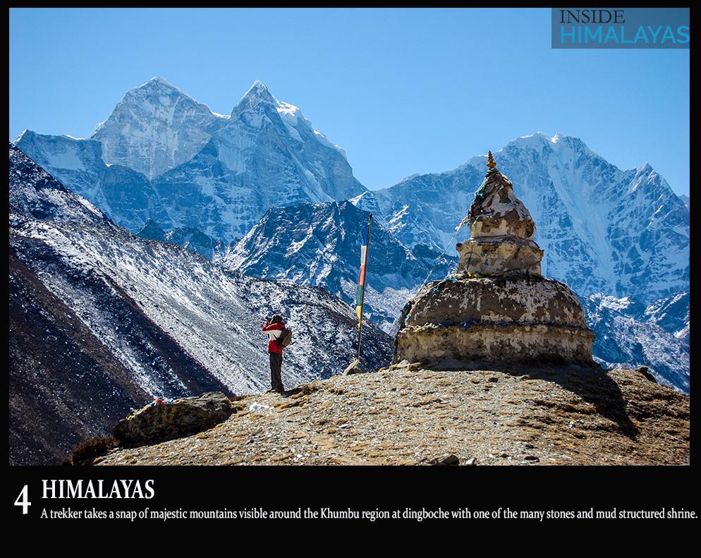 4 Himalayas