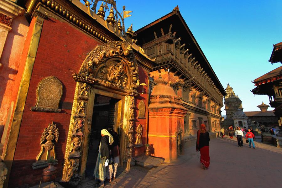 Les cinq meilleurs circuits au Népal