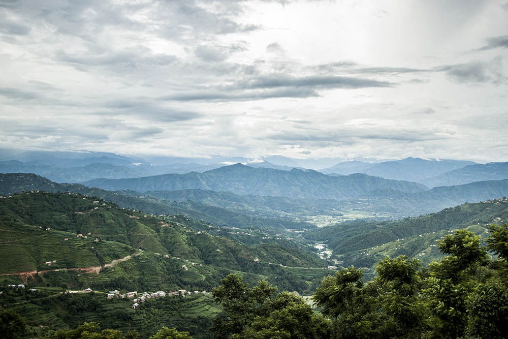 Dhulikhel - Over the Hills and Far Away