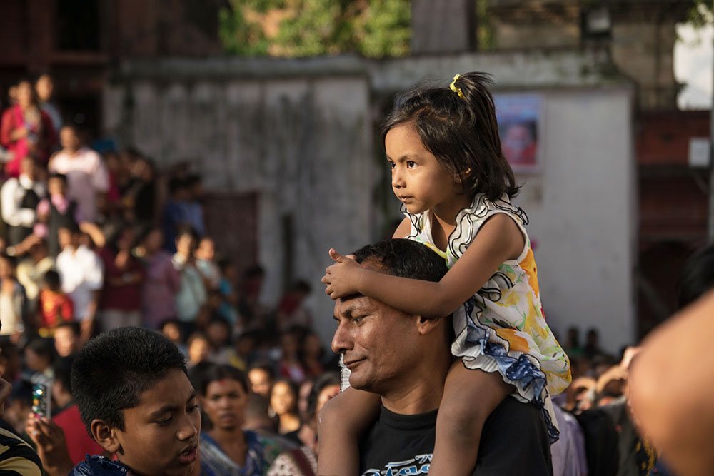 Indra Jatra is all about family, faith, and fun.