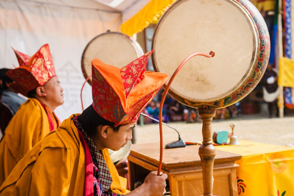 Bhutan's Colourful Tshechu Festival