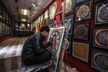 thanka-painting-newar-nepal