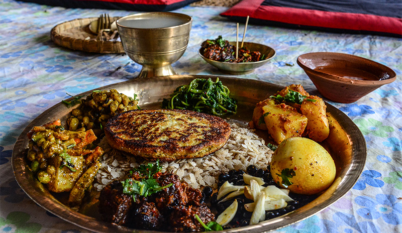 newari-food-inside-himalayas