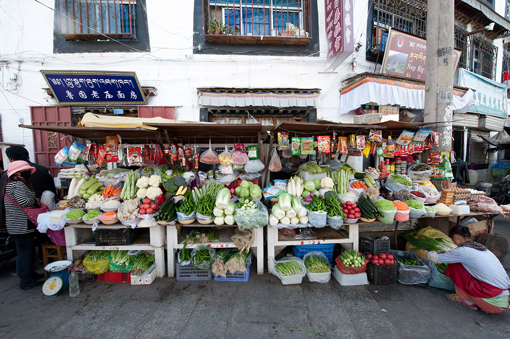 shopping-in-tibet