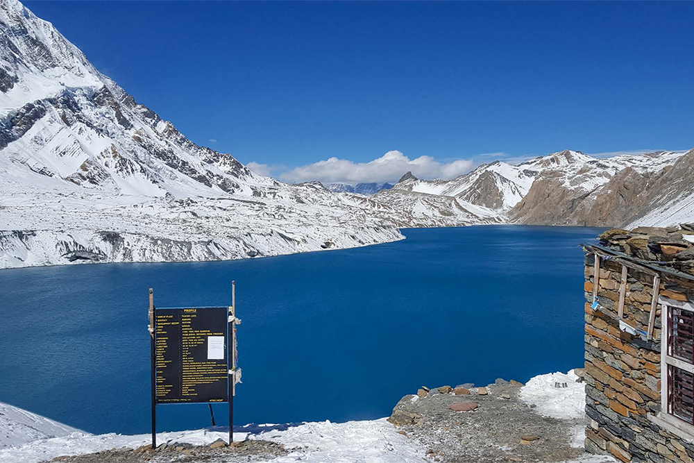 Tilicho Lake Trek: Highest Lake in Nepal