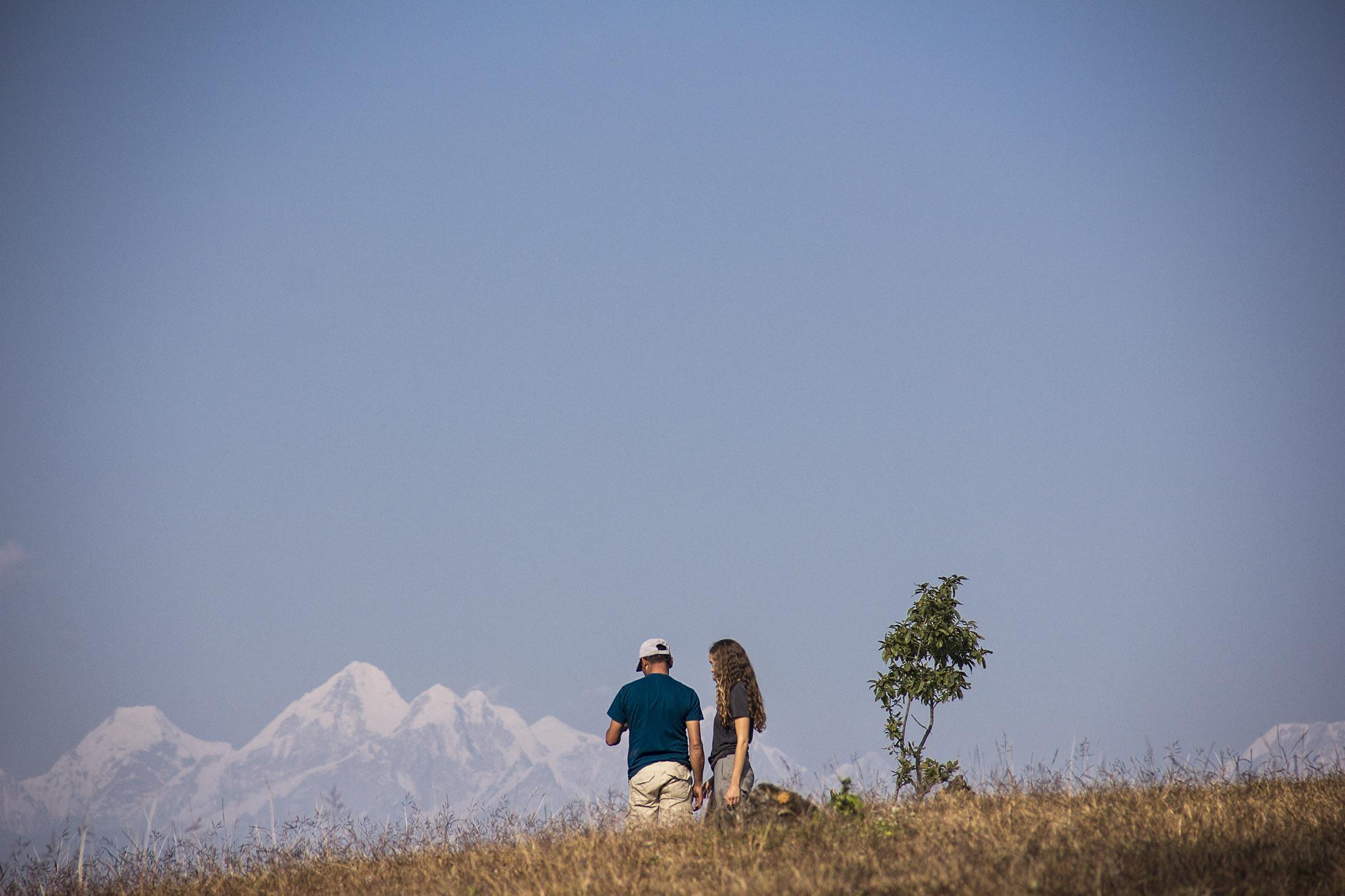 The New Sanga-Panauti Community Hike Initiative