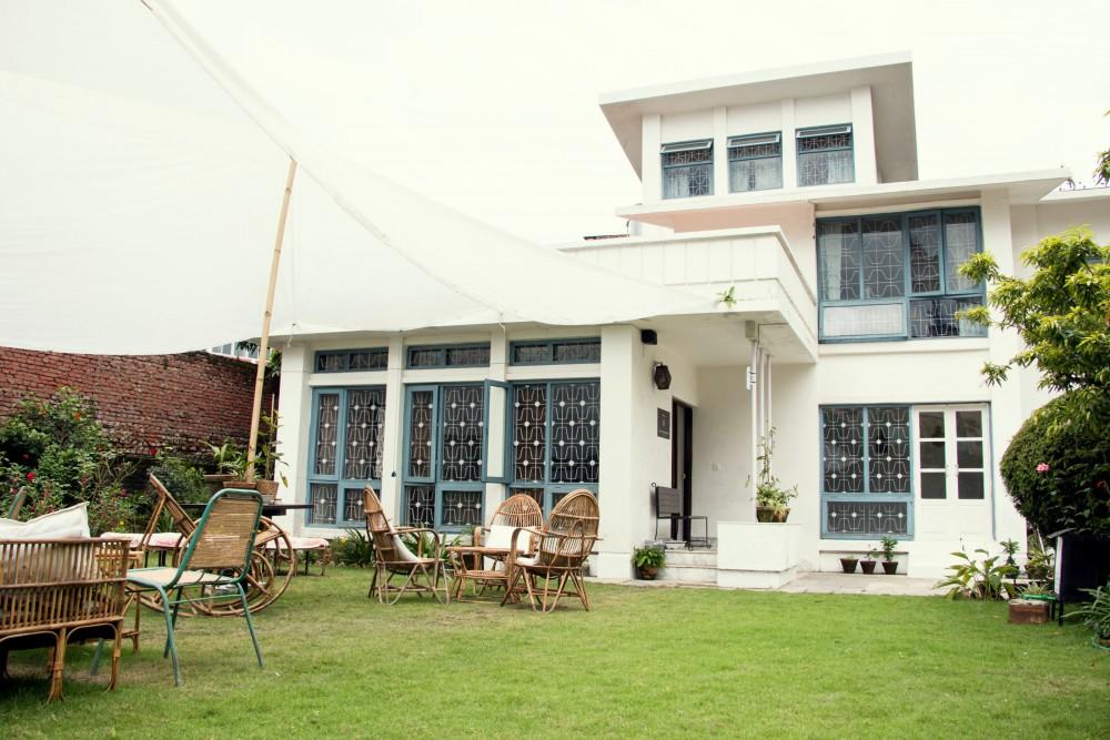 New Garden Restaurants in Kathmandu