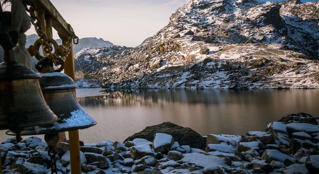 Trek to Gosaikunda, the Frozen Lake