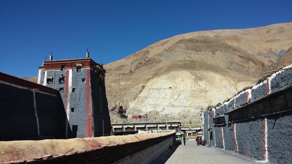 The Monastery Circuit of Tibet