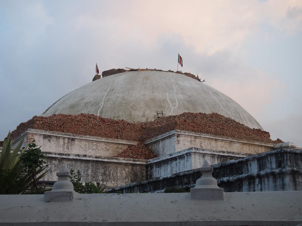 Baudhanath Stupa, As Good as New Again