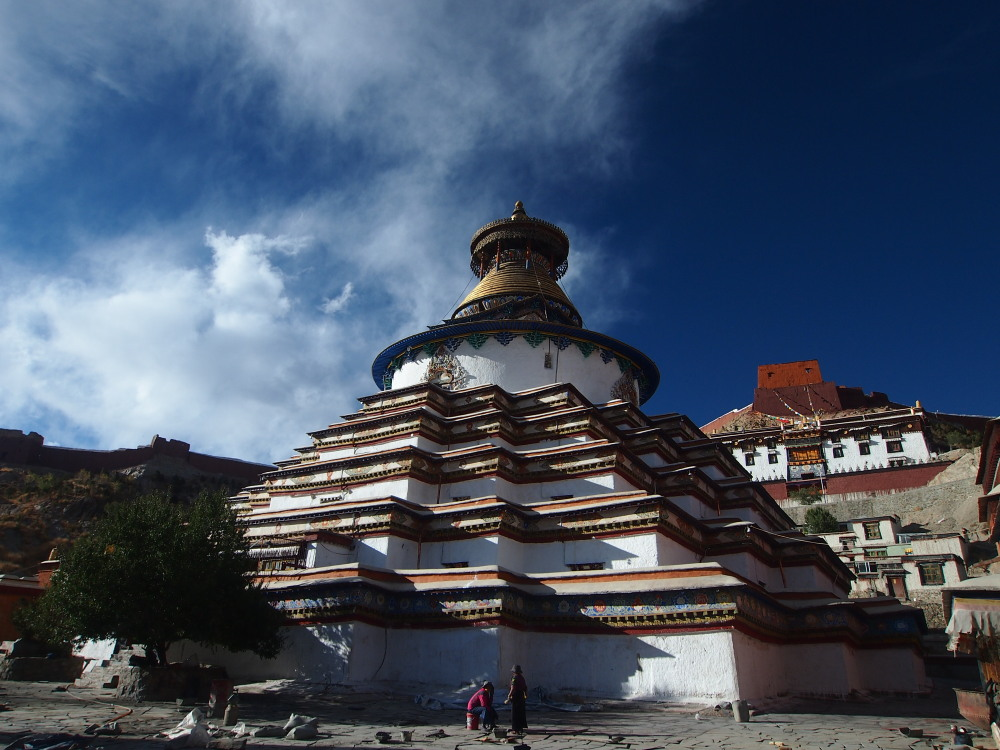 The Monastery Circuit of Tibet