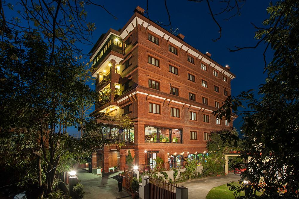 The Most Unique Hotels in Kathmandu