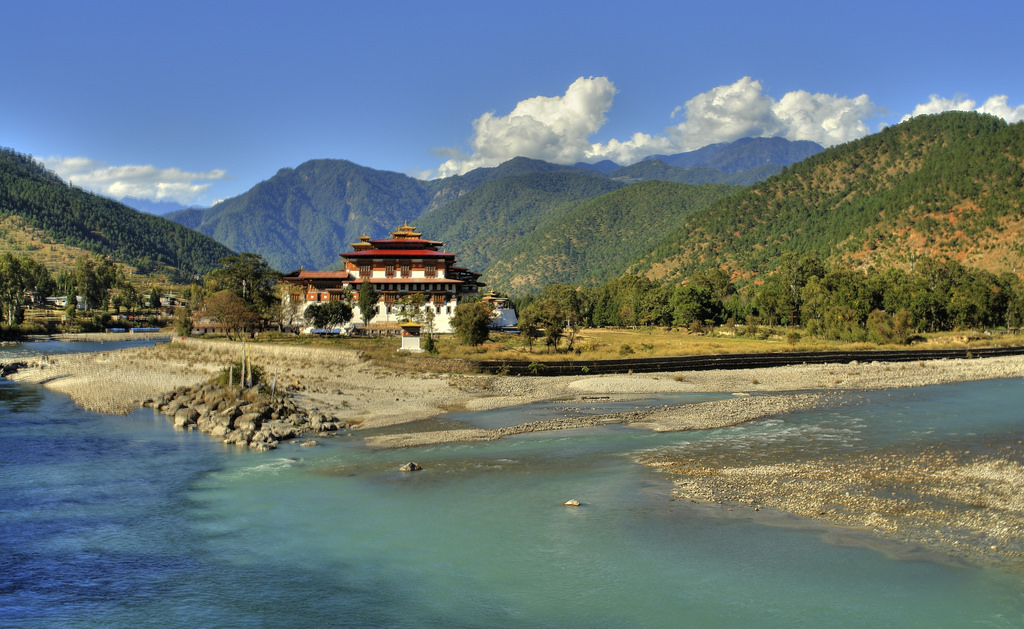Places in Central Bhutan that You Can't Miss