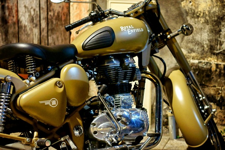 Motorcycle Diaries, Himalayan Edition