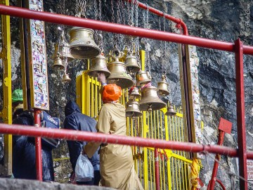 Joining the Amarnath Pilgrimage in India