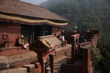 Hike to the Gorkha Durbar