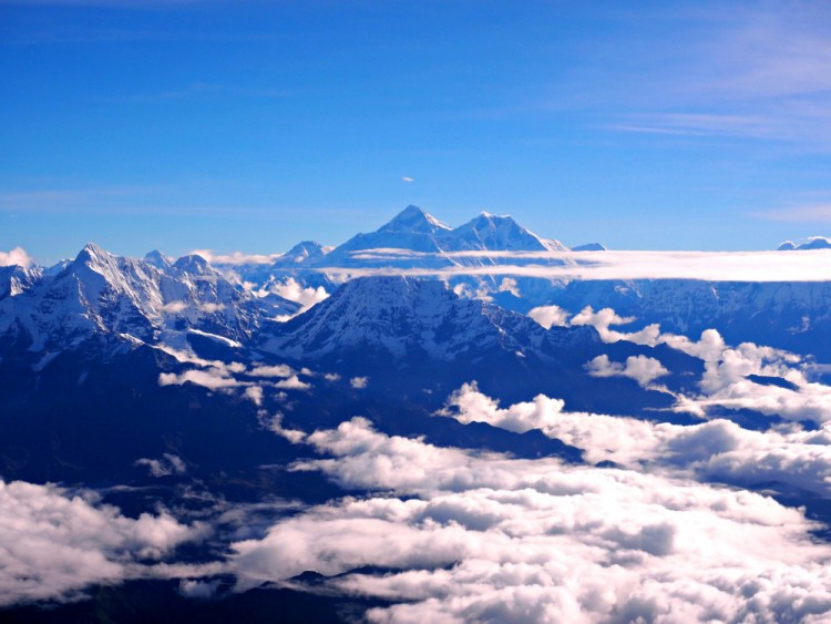 Scenic Flight to Everest: Third Time Lucky!