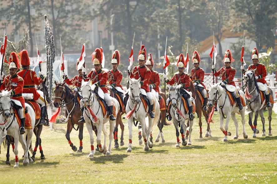 Ghode Jatra Nepal