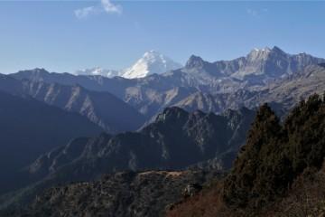 Bhutan's Druk Path Trek...in Two Days