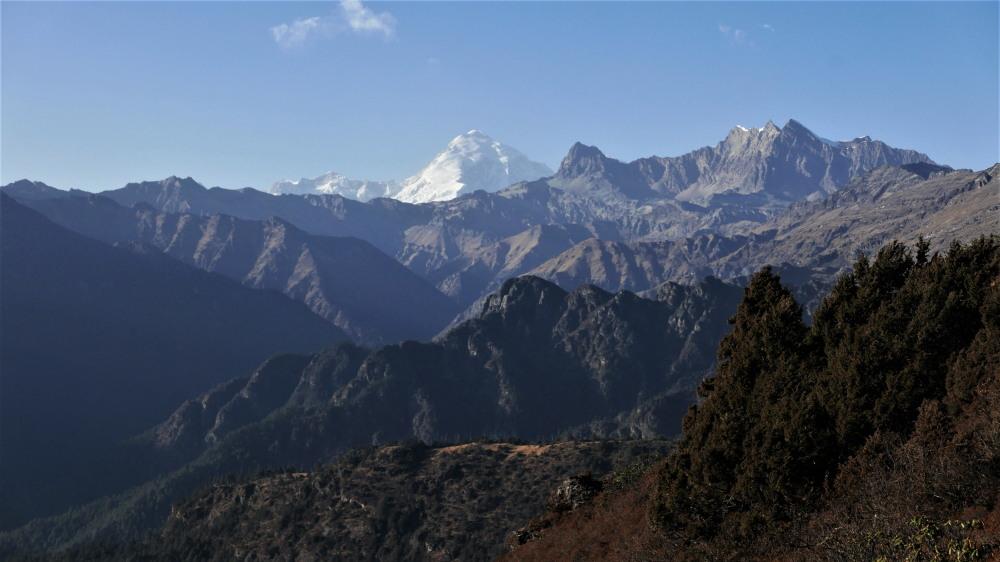 Bhutan's Druk Path Trek…in Two Days