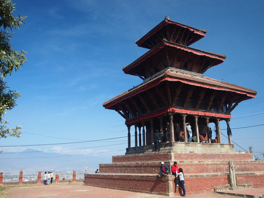 Hiking through the Villages of the Kathmandu Valley