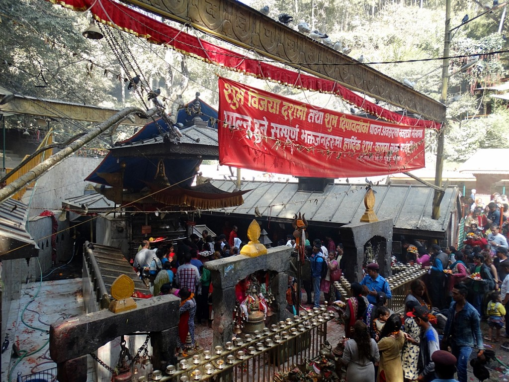 Religious Rituals at Pharping and Dakshinkali