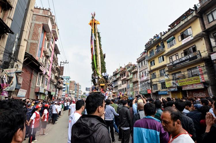 The Story of Patan's Bhoto Jatra