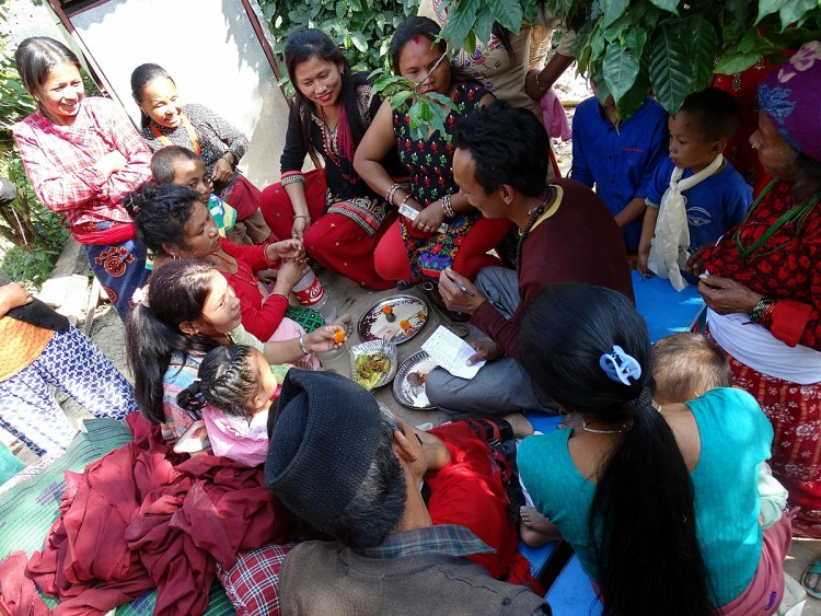 Witnessing Tamang Death Rites in a Nepali Village