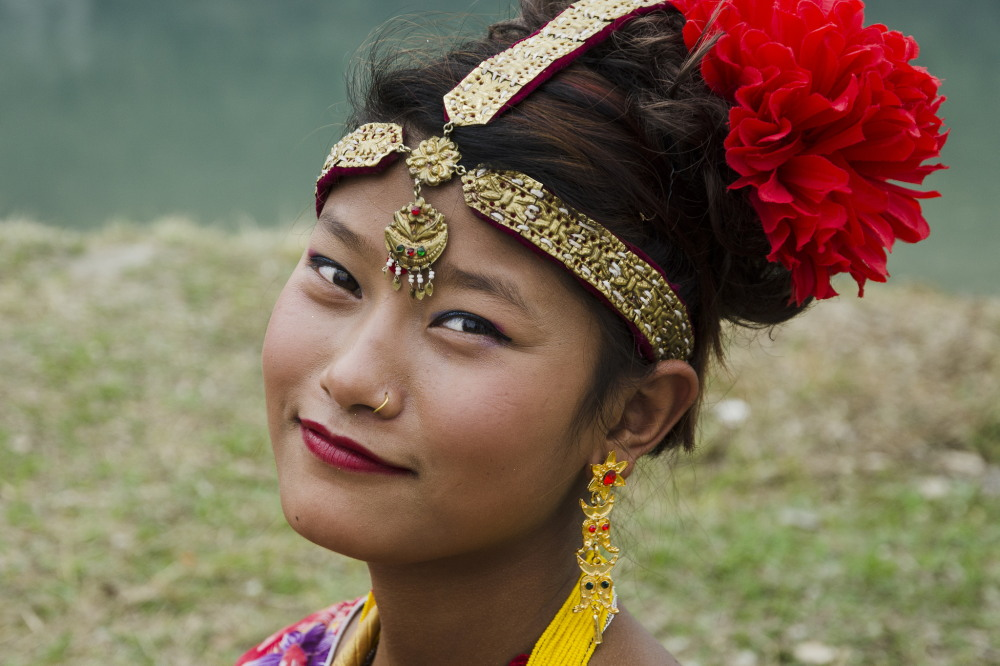 Stunning Portraits that Show the Cultural Diversity of the Himalayas