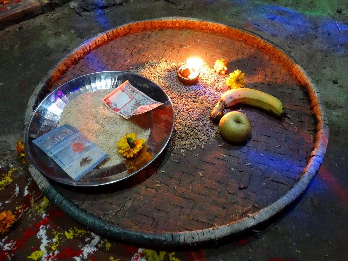 Celebrating Tihar, the Festival of Lights