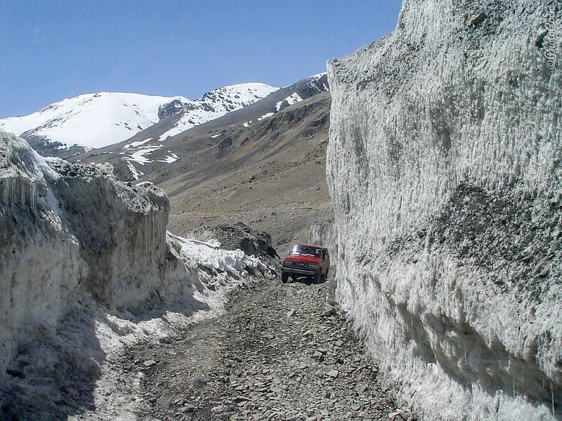 Travelling the Legendary Karakoram Highway