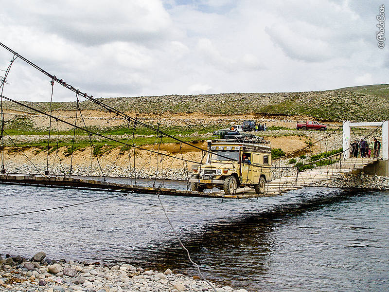 Crossing Pakistan's Most Infamous Bridge