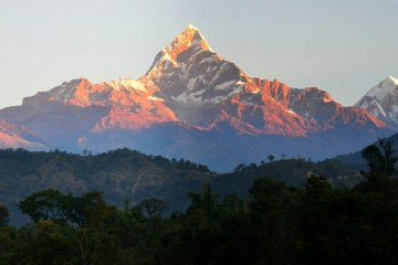 The Dhampus Village Hike, Nepal