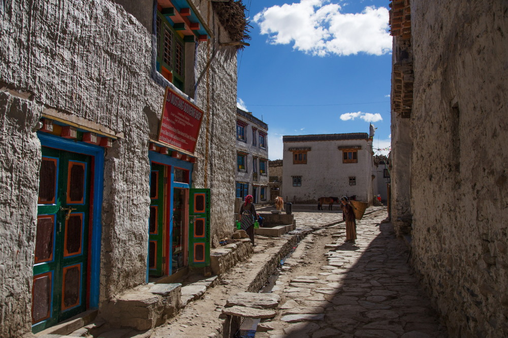 Exploring Lo Manthang, the Capital of Upper Mustang