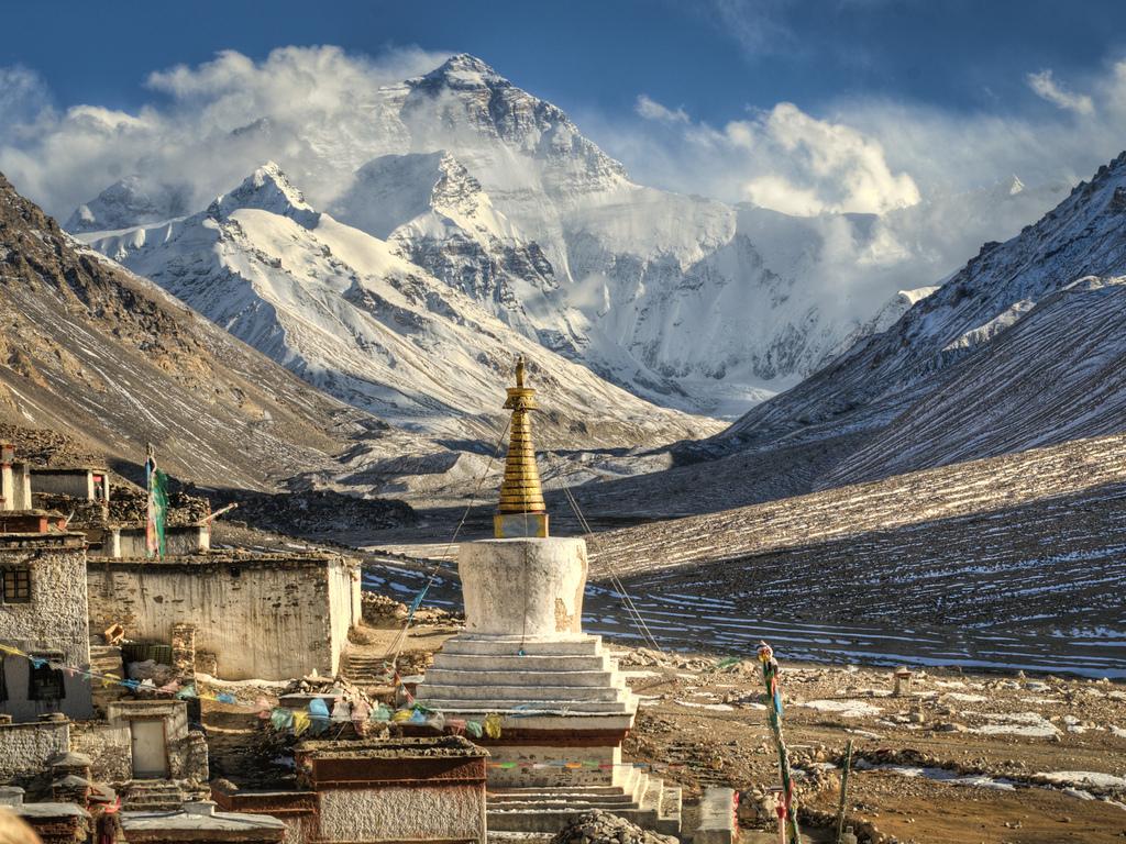 A Senior Traveller's Guide to Tibet